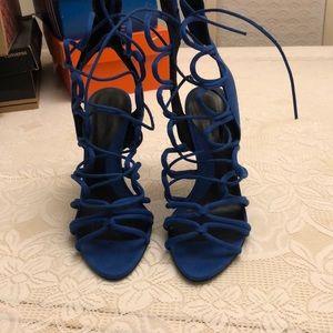 Brand new Zara heels size 40 =8.5-9
